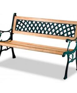 Скамейка садовая Green Glade К001
