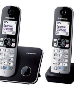 Panasonic KX-TG6812RUB