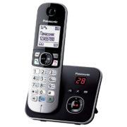 Panasonic KX-TG 6821RUB - черный