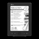 Электронная книга Ritmix RBK-676FL с подсветкой