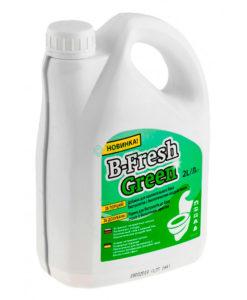 Расщепитель для биотуалета Thetford B-Fresh Green 2л