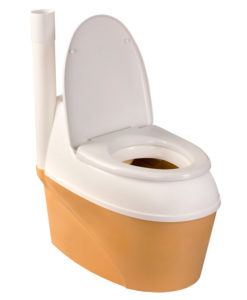 Торфяной туалет Piteco 506 Lex Group
