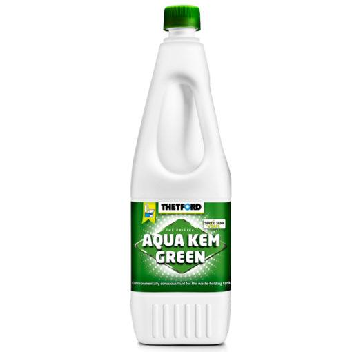 Расщепитель для биотуалета Thetford Agua Kem Green 1,5л