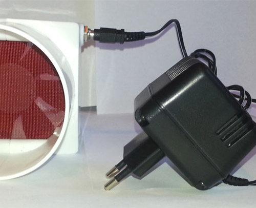 Муфта с вентилятором В-01 Piteco