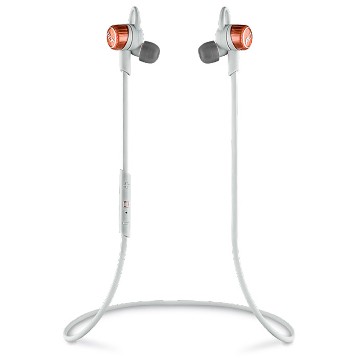 Наушники Plantronics BackBeat GO 3 Copper Orange