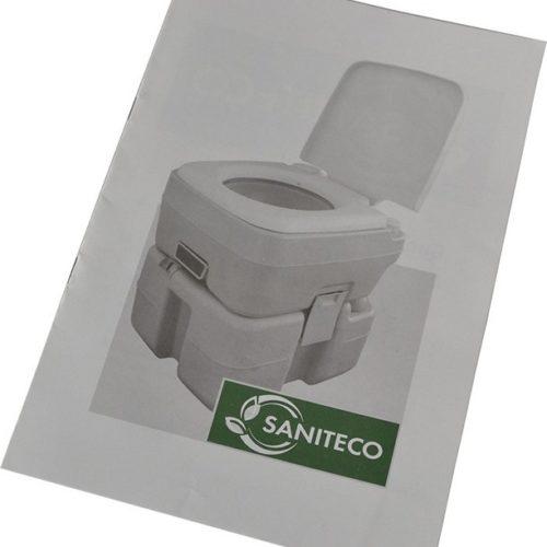 Жидкостный Биотуалет Saniteco CHH-3110