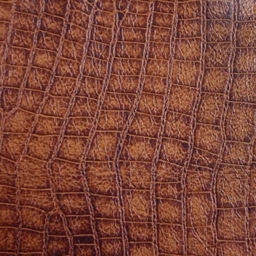 Кресло-качалка Dondolo-44, антик крокодил (рептилия) с лозой