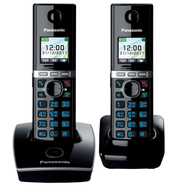 Радиотелефон Panasonic KX-TG8052RUB СТБ