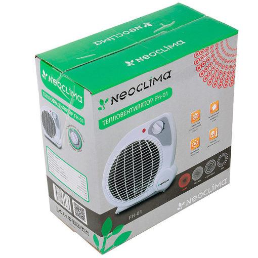 Тепловентилятор Neoclima FH-011000/2000 Вт