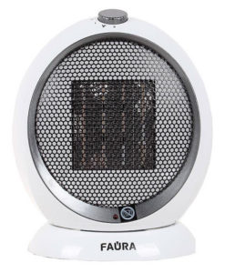 Тепловентилятор Neoclima PTC-20 FAURA серебро