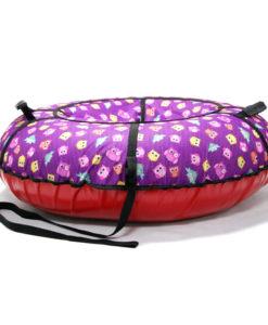 Тюбинг (надувные санки-ватрушка) Совята