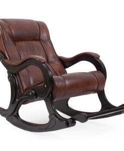 Кресло-качалка Dondolo-77, антик крокодил (рептилия)