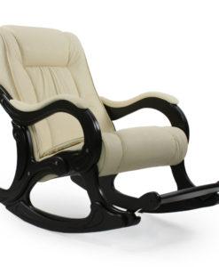 Кресло-качалка Dondolo-77, Дунди 112 Кремовый матовый
