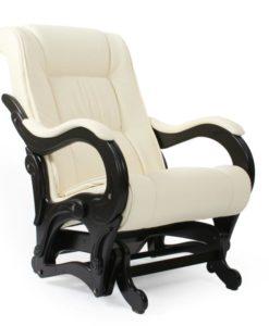 Кресло-качалка Dondolo-78, Дунди 112 Кремовый матовый