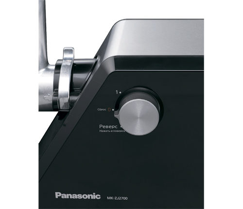 Электрическая мясорубка Panasonic MK-ZJ2700KTQ