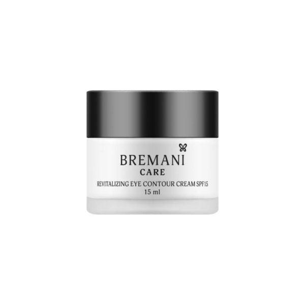 Восстанавливающий крем для кожи вокруг глаз SPF15 Bremani Care