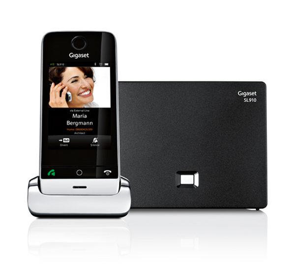 DECT-телефон Gigaset SL910