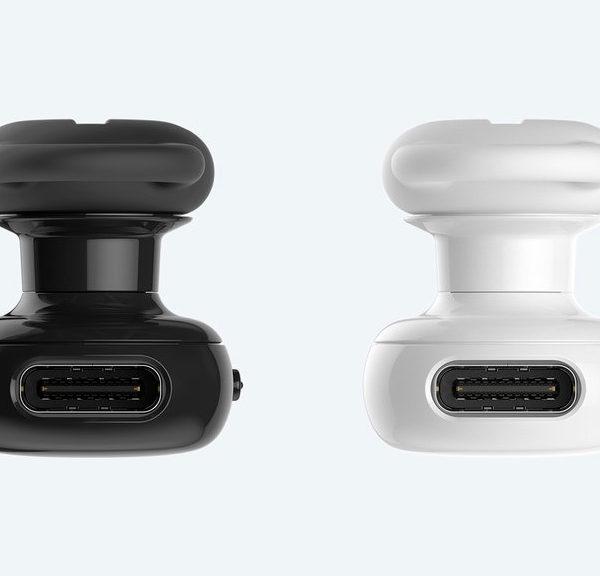 Bluetooth гарнитура Sony MBH22 Чёрная