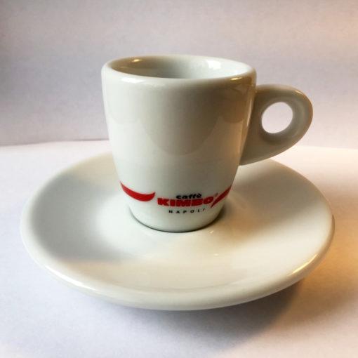 Чашки керамические KIMBO для кофе эспрессо